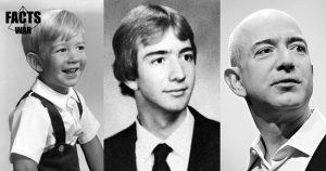 วัยเด็กของ Jeff Bezos