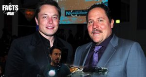 Elon Musk ใน Iron Man